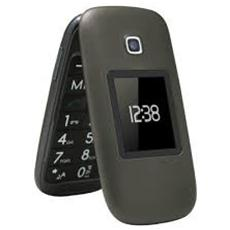 """TM260 Cosi Senior Phone Display 2.6"""" Micro SD Bluetooth con Tasti Grandi + SOS Fotocamera Colore Nero"""