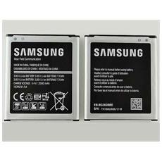 Batteria Originale Eb-bg360bbe Per Galaxy Core Prime G360f Da 2000ma
