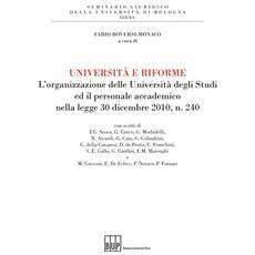 Università E Riforme
