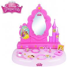 071250 Specchiera Da Tavolo Disney Vanity Studio Con 12 Accessori