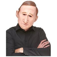 Maschera Umoristica In Lattice Vladimir Putin Taglia Unica