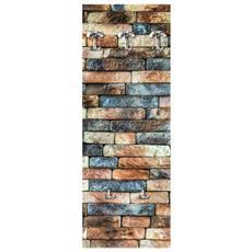 Appendiabiti Da Parete 49x139 Cm Bricks