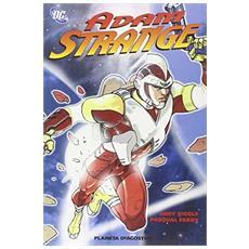 Adam Strange (Lion Book Dc)