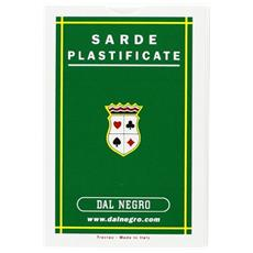 10041 - Sarde Carte Da Gioco Regionali, Astuccio Verde