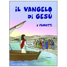 Il Vangelo di Gesù a fumetti