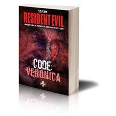 Romanzo Resident Evil Vol. 6: Code Veronica