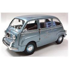 T74310 Fiat 600 Multipla Rai 1/18 Modellino