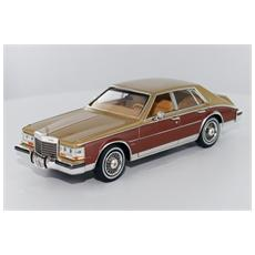 Prd110 Cadillac Seville Elegante 1980 2 Tones Gold / brown 1:43 Modellino