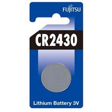 Batteria Bottone Litio 3v Cr2430