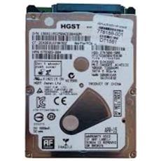 """Hard Disk Interno 778189-001 500 GB 2.5"""" Interfaccia Serial ATA 7200 rpm"""
