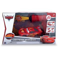 00241 - Cars Saetta Mcqueen Con Radiocomando Ad Laser Infrarossi