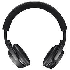 On Ear Wireless Cuffie Wireless Bluetooth, Active Eq Suono Uniforme