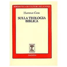 Sulla teologia biblica
