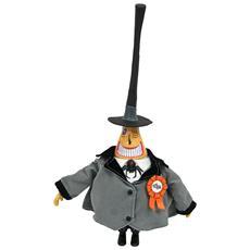 Nbx Silver Anniv Mayor Figure Action Figure