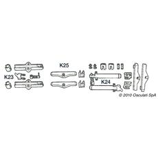 Kit K 24 per cavi C4