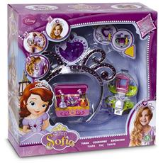 Principessa Sofia Tiara con Mini Personaggio