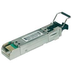 Modulo Mini Gbic (Sfp) Singlemode, Lc Simplex 1000Base-Lx, Tx1310Nm / Rx1550Nm