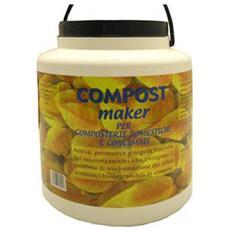 Attivatore per compostiera Compost Maker 3 lt