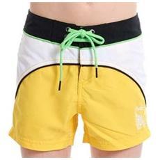 Costume Bambino Boardshort Giallo Xxl
