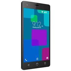 """A3L Nero 8 GB 4G / LTE Dual Sim Display 5"""" Slot Micro SD Fotocamera 5 Mpx Android Italia"""