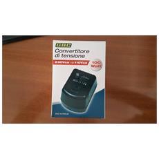Convertitore da 220/240vca a 110/120vca 100w GBC 34015050