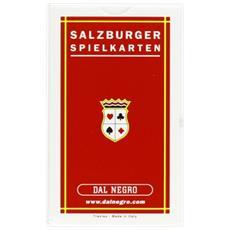12001 - Salisburghesi Carte Da Gioco Regionali, Astuccio Rosso