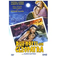 Dvd Due Notti Con Cleopatra
