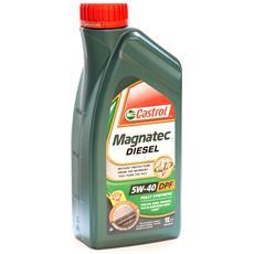 Magnatec Diesel 5w40 B4, Semi-Sintetica, 1 Lt 5w40
