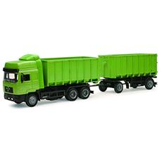 DieCast 1:43 Camion Man F2000 Twin Dump 15043