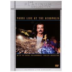 Yanni - Yanni Live At The Acropolis