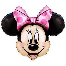 Palloncino Supershape Faccia Minnie 71 Cm *15887 Disney