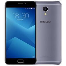"M5 Note Grigio 16 GB 4G/LTE Dual Sim Display 5.5"" Full HD Slot Micro SD Fotocamera 13 Mpx Android Italia"