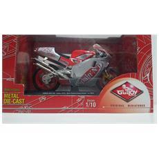 Modellino Moto Honda - Honda Nsr 500 - Team Fortuna - Daijiro Kato - Ref 13674 - Scala 1:10