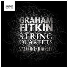 Fitkin, G. - Streichquartette