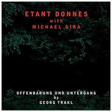 Etant Donnes With Michael Gira - Offenbarung Und Untergang