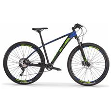"""Mountain Bike Snake Da Uomo Di Mbm Con Telaio In Alluminio E Ruote Da 29"""""""" Con Forcella Ammortizzata"""