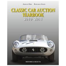 Classic car auction 2010-2011. Yearbook