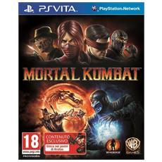 PSVITA - Mortal Kombat