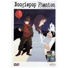 DVD BOOGIEPOP PHANTOM #03 (ep. 07-09)