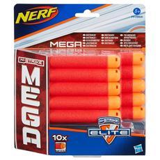 Nerf Elite Mega Refill X 10