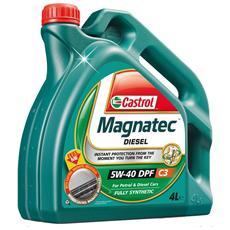Lubrificante Magnatec Diesel 5w40, Sintetico, Protezione Immediata