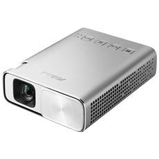 Proiettore E1 ZenBeam LED WVGA 150 ANSI lm Contrasto 3500:1 HDMI USB