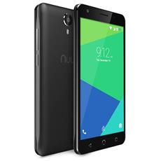 "N5L Nero 8 GB 4G / LTE Dual Sim Display 5.5"" Slot Micro SD Fotocamera 8 Mpx Android Italia"