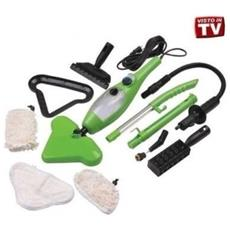 Scopa X5 H2o Elettrica Mop A Vapore 5 In 1 Lavapavimenti Vaporetto Tappeti