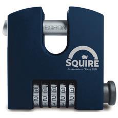 Lucchetto Squire Shcb75 A Combinazione Monoblocco