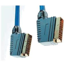 VC 850 U, 1,5m, SCART (21-pin) , SCART (21-pin) , 1,05 cm, Bolla