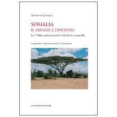 Somalia. Il sangue e l'incenso. La «follia universitaria» nella bufera somala