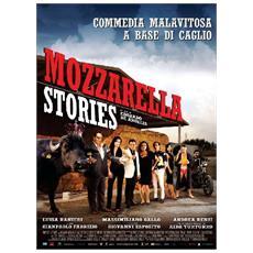 DVD MOZZARELLA STORIES (sp. ed.)