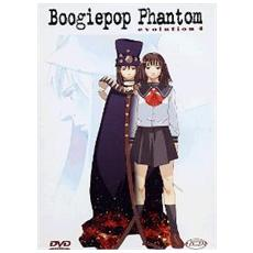 DVD BOOGIEPOP PHANTOM #04 (ep. 10-12)