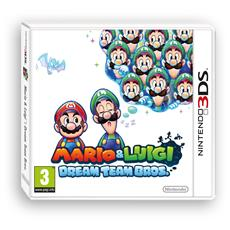 N3DS - Mario & Luigi: Dream Team Bros.